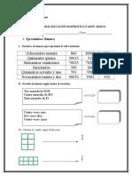 PRUEBA MATEMATICA CUARTO BÁSICO.doc