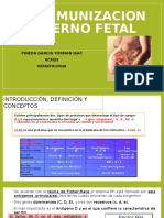 Isoinmunizacion Materno Fetal Final Copiar