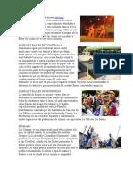 Danzas de Centroamerica