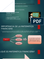 MATEMATICA FINANCIERA1
