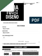 Envia Tu Diseño – La Tienda