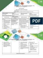 Guía de Actividades Unidad 2 Etapa 3 Mediciones Epidemiológicas