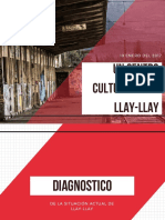 Un Centro Cultural Para Llay-llay