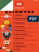 10 Tipos de Clientes
