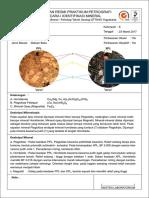 Identifikasi Mineral