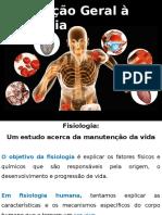 Fisio H. 3 - Homeostase, Feedback e Alças