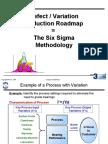 6 Six Sigma Roadmap Rev