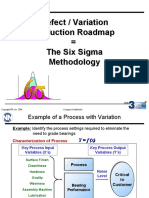 6 Six Sigma Roadmap Rev