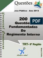 2253_TRT 8 Regiao - Apostila Amostra