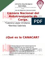 Cámara Nacional Del Autotransporte de Carga