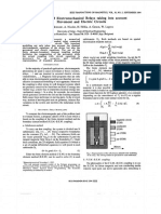 Modelling of Electromechanical Relays taking into account Movement and Electric Circuits