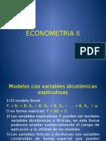 Modelos Variables Dicotomas Explicativas