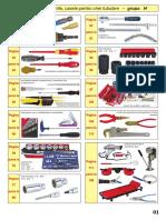 Bituri, Cap surubelnite, Casete pentru chei tubulare.pdf