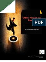 CMMI Version 1.2 Basics