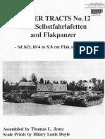 №12 Flak Selbstfahrlafetten And Flakpanzer - Sd.Kfz.10.4 to 8.8cm Flak auf VFW.pdf