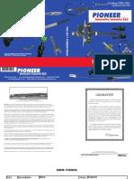 Pioneer Automotive - Powertrain FRC-2011