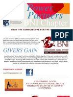 BNI Power Partners Flyer (updated 7/10)