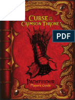 Curse of the Crimson Throne Players Guide