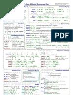 Python 3 ReferenceCard.pdf