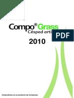 Compograss - Cesped Artificial