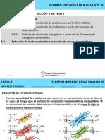TEMA 3_Flexión Hiperestática_Sección 3_2014-2015
