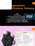 PPT KELOMPOK 3_Dehydrogenation of Methylcylcohexane