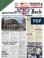 Union Jack News — July 2010