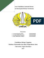 Laporan Praktikum Anatomi Hewan SARAF Print