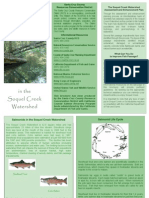 Salmonid Survival in the Soquel Creek Watershed