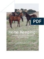 Horse Keeping