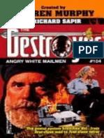 The Destroyer 104 - Angry White Mailman - Warren Murphy & Richard Sapir.epub