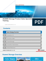 02-HUAWEI Storage Product Sales Specialist Training V2.0