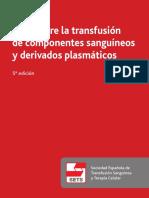 Guia de Transfusion 2015