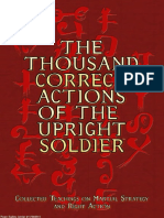 The Thousand Correct Actions of the Upright Soldier (2.5)