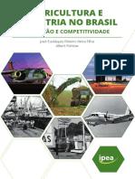 Agricultura e Industria No Brasil Inovacao e Competitividade