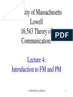 16543 Lecture 4