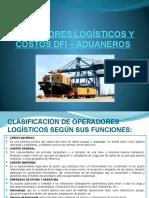 Operadores Logísticos y Costos Dfi – Aduaneros