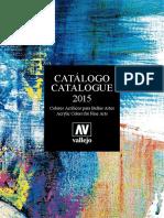 Catalogo CC012 Fine Arts