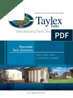 Rainwater Tank Solutions