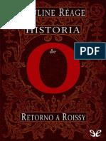 Retorno a Roissy - Pauline Reage