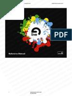 Manual Ableton Live 6 - Português