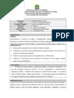 Plano de Aula Regionalização do BR