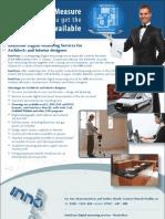 Digital Measuring Services - Innodraw