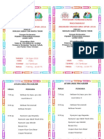Buku Program Anjakan Paradigma Upsr 2016