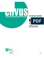 Clivus Composting Toilets Residential Planning Manual