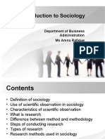 lecture 1, Introduction to Sociology.ppt