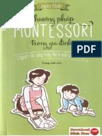 Phương Pháp Montessori Trong Gia Đình pdf – sách hay nuôi dạy con