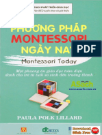 Phương Pháp Montessori Ngày Nay - Montessori Today pdf – sách nuôi dạy con