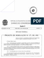 A Questão Nuclear  - Relatório da Comissão Parlamentar de Inquérito  do Senado Federal -1978