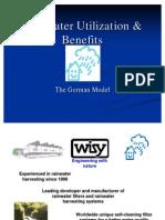 Rainwater Harvesting - The German Model - Wheeler